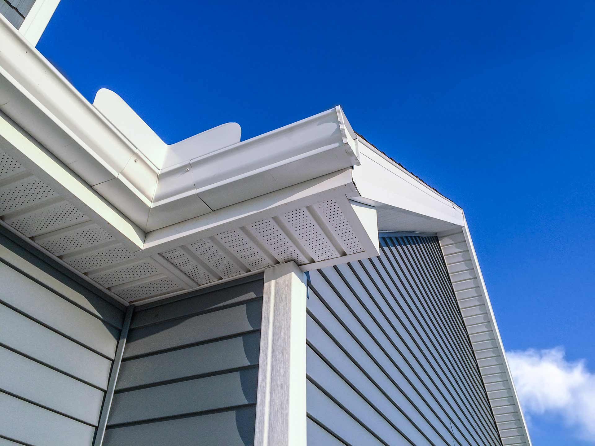 Acm Gutters Gutter Systems Residential Amp Commercial