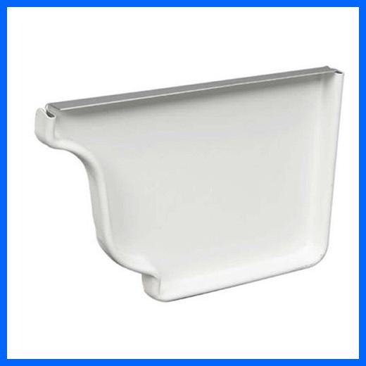 Capuchon de droite en aluminium K-Style, 5″